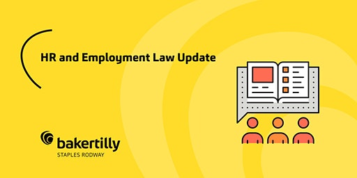 HR and Employment Law Update