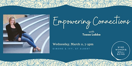 Empowering Connections: St Albert tickets