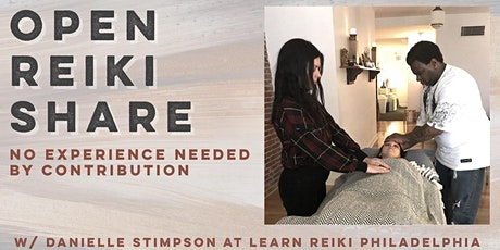 Open Reiki Share tickets