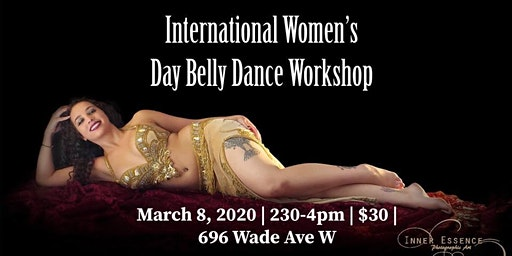 International Women's Day Dance Worksops