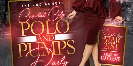 TJs ~SPECIAL~  *DJ Cleve* 2nd Annual Capital City Polo & Pumps Party tickets