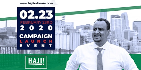 Haji for House Campaign Launch tickets