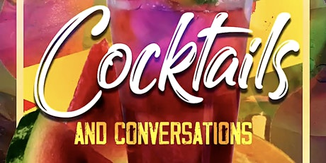 Cocktails & Conversations @ Solas Raleigh tickets