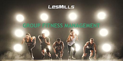 Group Fitness Management Seminar Coffs Harbour