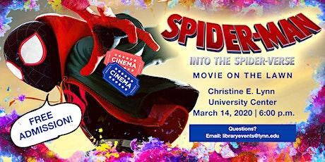 Spider-Man: Into the Spider-Verse tickets