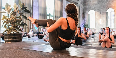 lululemon Alexandria yoga tickets