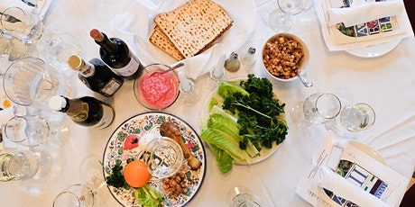 First Night of Passover - Family Seder at the JCC East Bay in Berkeley! tickets