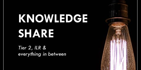 Knowledge Share: Tier 2, ILR & everything in between tickets
