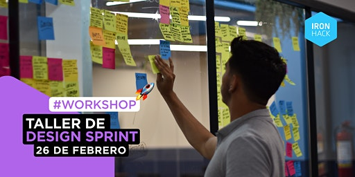 [WORKSHOP] - Taller de Design Sprint