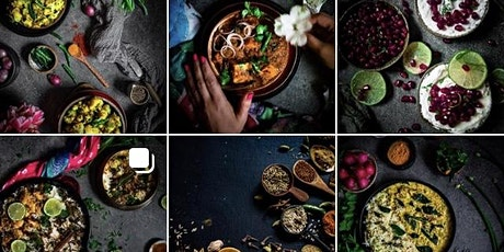 Indian  food made easy:  Learn Indian cooking  in 1-1 personalised sessions tickets