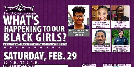 What's Happening to Our Black Girls? A Discussion by I Am A Queen tickets