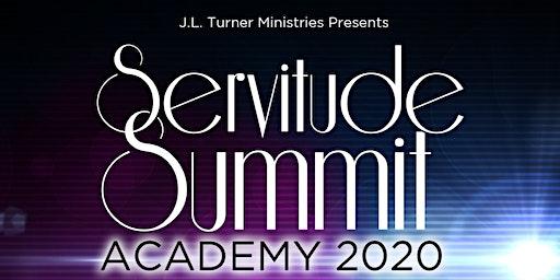J.L. Turner Ministries Presents Servitude Summit Academy 2020