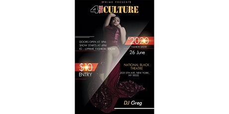 Prime Fashion Show tickets