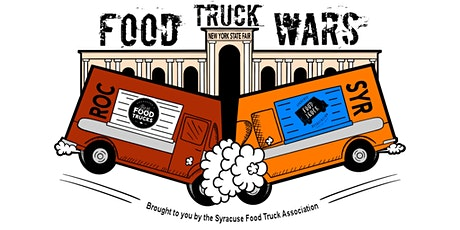 Food Truck Wars: SYR vs ROC tickets
