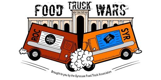 Food Truck Wars: SYR vs ROC