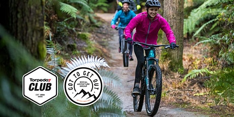 Torpedo7 Free Beginner MTB Ride: Lake Mangamahoe w/ GTGO tickets