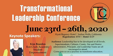 Transformational Leadership Conference 2020 tickets