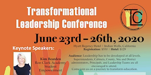 Transformational Leadership Conference 2020