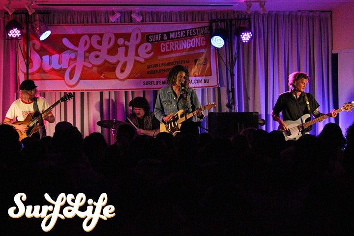 SurfLife Music Festival Gerringong 2020 image
