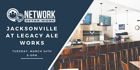 Network After Work Jacksonville at Legacy Ale Works tickets