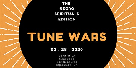 Tune Wars: The Negro Spiritual's Edition Pop-Up Event tickets