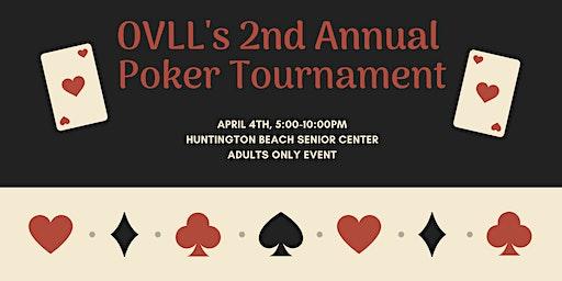 Ocean View Little League Poker Tournament