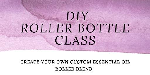 DIY Roller Bottle Class - Minesing Branch