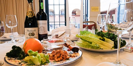 First Night of Passover - Community Seder at the JCC East Bay in Berkeley! tickets