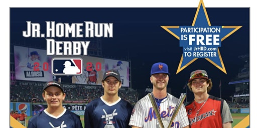 2020 MLB® Jr. Home Run Derby™