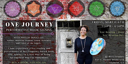 ONE Journey - Performative Book Signing