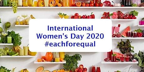 International Women's Day #Eachforequal tickets