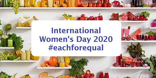 International Women's Day #Eachforequal