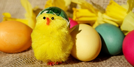 Easter Egg Craft and Hunt (6 to 9 Years) at Parramatta Library tickets