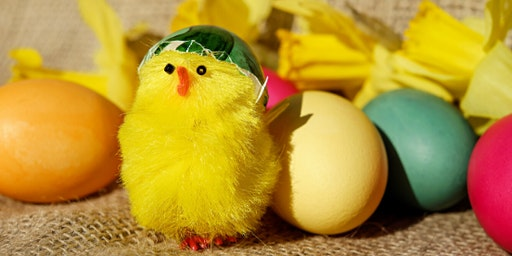 Easter Egg Craft and Hunt (6 to 9 Years) at Parramatta Library