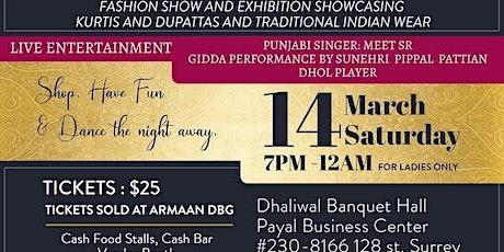 "Punjabi Mela Style - ""Kurti Mal Mal Di 2020"" tickets"