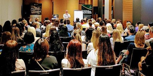 """Conferencia GRATIS: """"SECRETOS PARA VIVIR A TU MÁXIMO POTENCIAL"""" Los Cabos"""