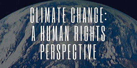 Climate Change: A Human Rights Perspective tickets