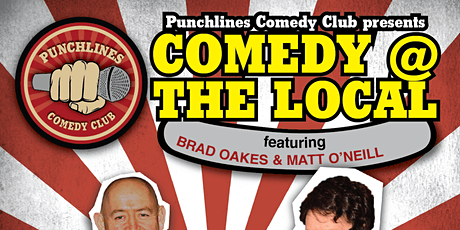 Comedy @ The Local - Friday 28 February, 2020 tickets