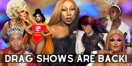Twincade Drag Show: Dymond's Center Stage tickets