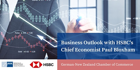 Business Outlook with HSBC's Chief Economist Paul Bloxham  tickets