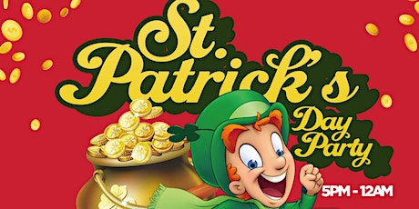 The Best St Patrick's Day Party in NYC tickets