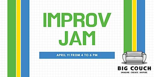 Improv Jam for April