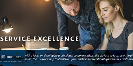 Service Excellence workshop tickets