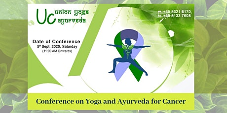 Conference on Yoga and Ayurveda for Cancer tickets