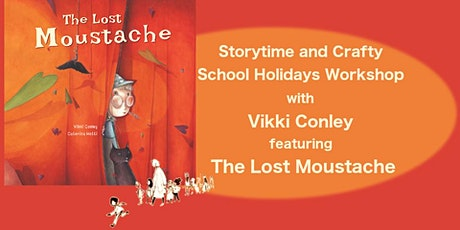 Storytime & Craft Holiday Workshop with Vikki Conley tickets
