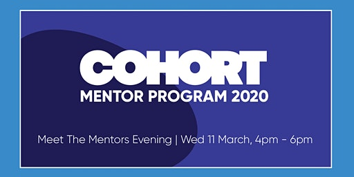 Cohort - Meet The Mentors Evening