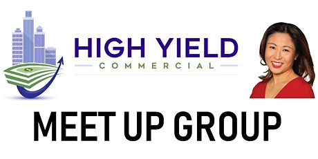 HIGH YIELD Commercial Property Meet Up Group - MELBOURNE tickets
