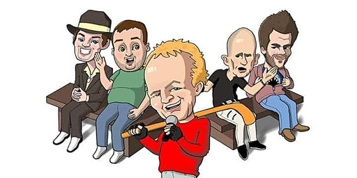 Darren McCarty - Slapstick Comedy Tour