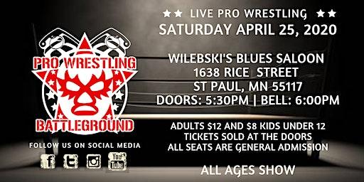 Pro Wrestling Battleground
