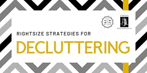 Decluttering Presentation